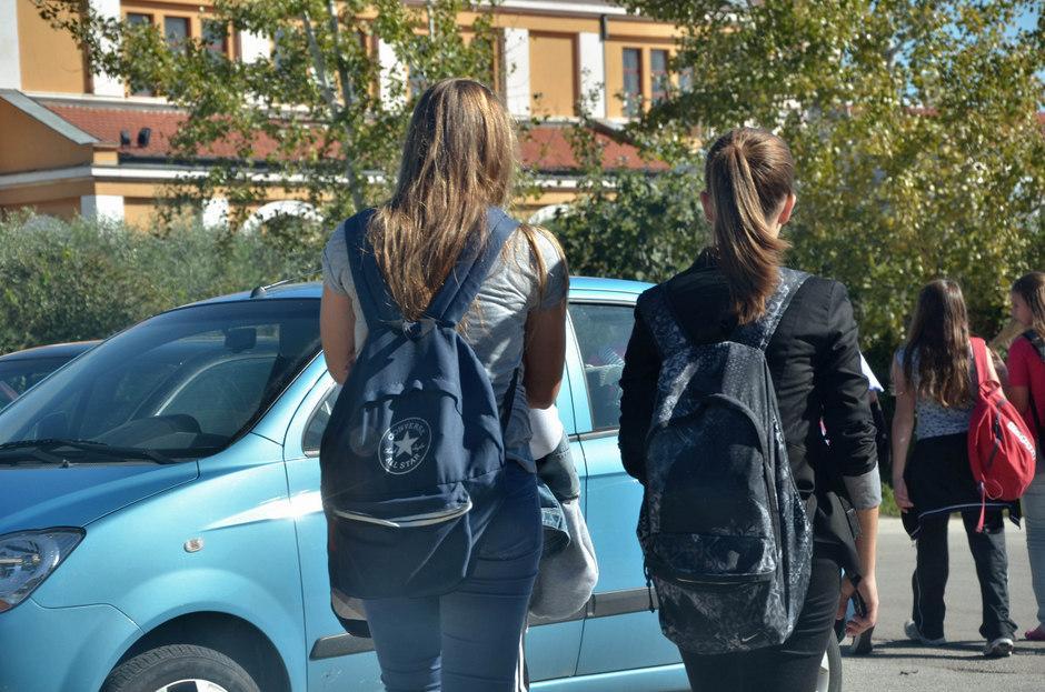 Školarci, učenici (Foto: Ivan Katalinić / Antena Zadar)