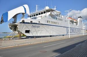 Brod Zadar (Foto: Ivan Katalinić / Antena Zadar)