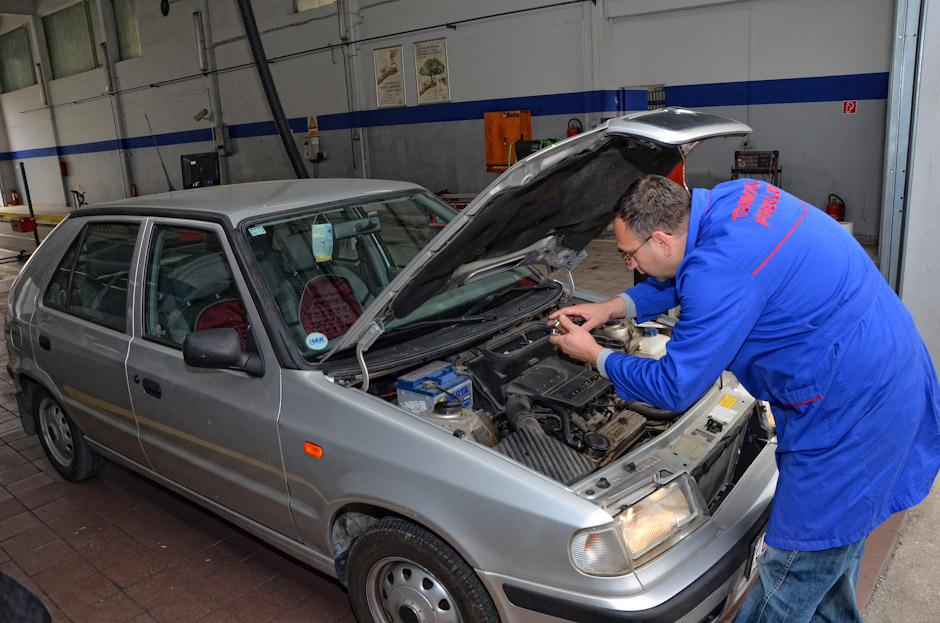 Tehnički pregled vozila (Foto: Ivan Katalinić / Antena Zadar)