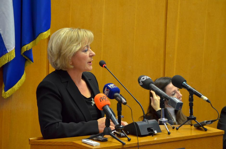 Omerka Šarić Frantin (Foto: Ivan Katalinić / Antena Zadar)