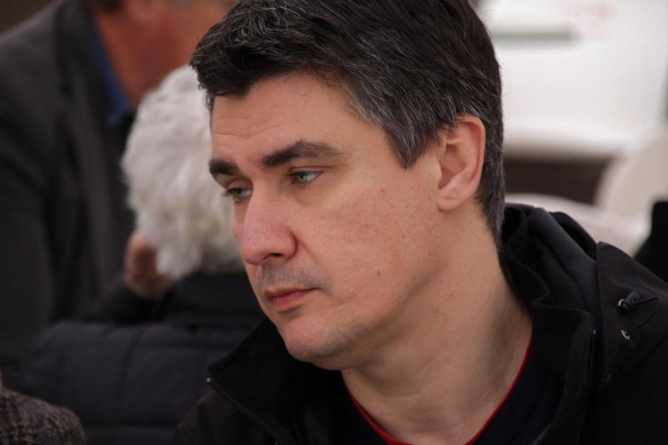 Zoran Milanović (Foto: Žeminea Čotrić / Antena Zadar)