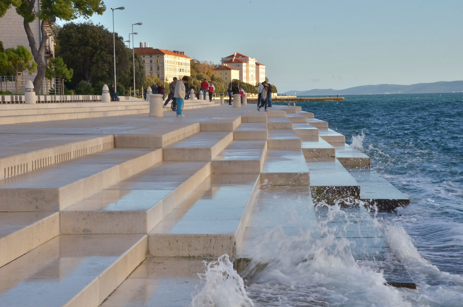 Morske orgulje (Foto: Ivan Katalinić / Antena Zadar)