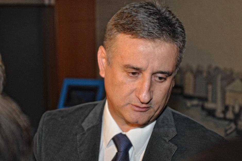 Tomislav Karamarko (Foto: Žeminea Čotrić / Antena Zadar).