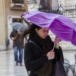 Kiša, zima (Foto: Ivan Katalinić / Antena Zadar)