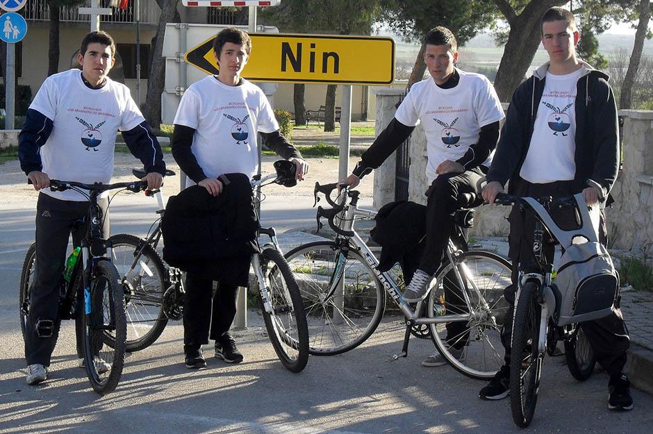 Zemuničani na biciklijadi