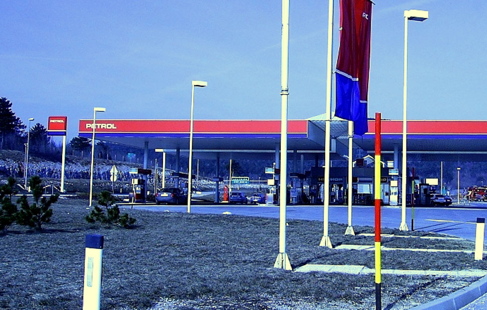 Petrol pumpa