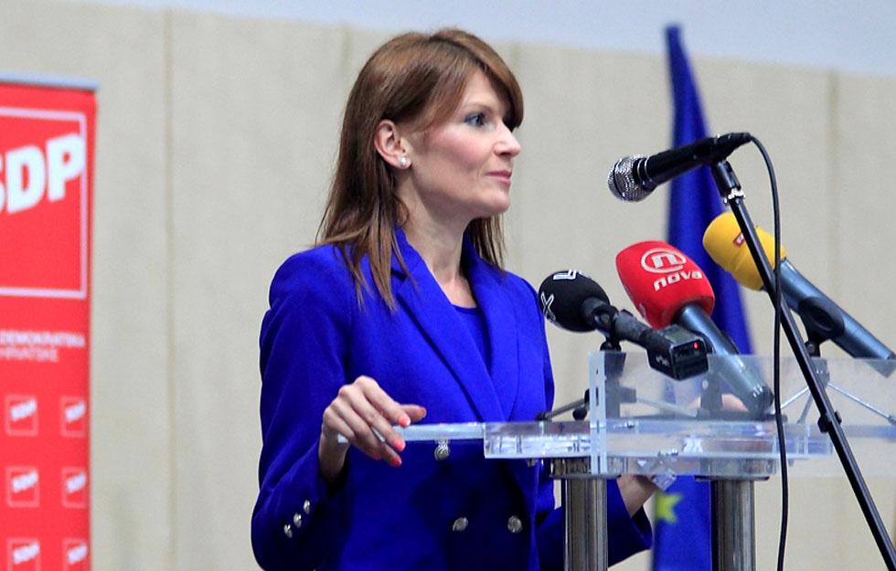 Sabina Glasovac (Saša Čuka / Antena Zadar)