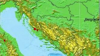 Potresi u Zadarskoj županiji
