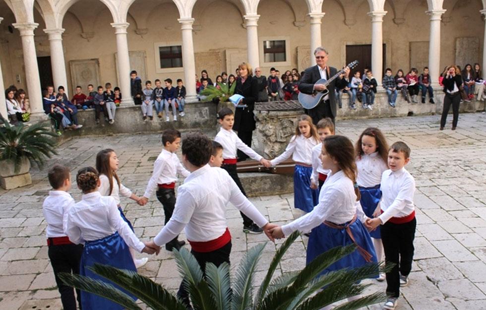 OŠ Zadarski otoci - proslava Zadarskog mira