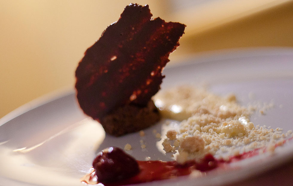 Restoran Kornat, jelo, delicije, desert