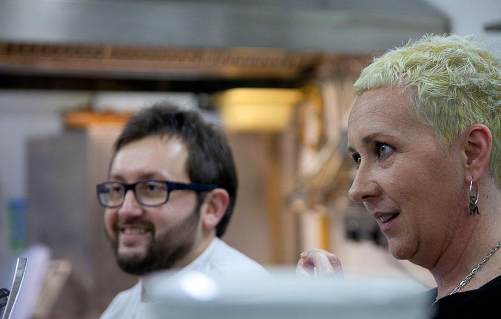 Restoran Kornat - kuhar i voditeljica