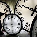 Pomicanje sata, pomicanje vremena
