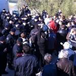 Nauta lamjana - radnici i policija (FŠ VL)