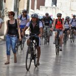 Bicikle,biciklisti na Kalelargi (Foto: Žeminea Čotrić / Antena Zadar)
