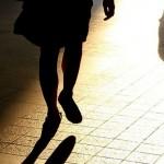 Hodanje, praćenje