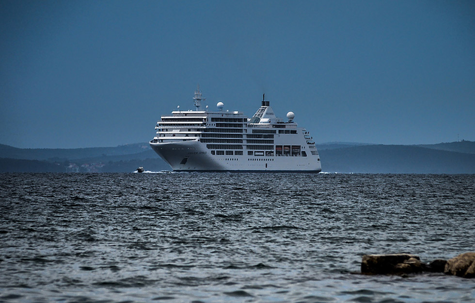 Kruzer, cruiser, brod (Foto: Žeminea Čotrić / Antena Zadar)