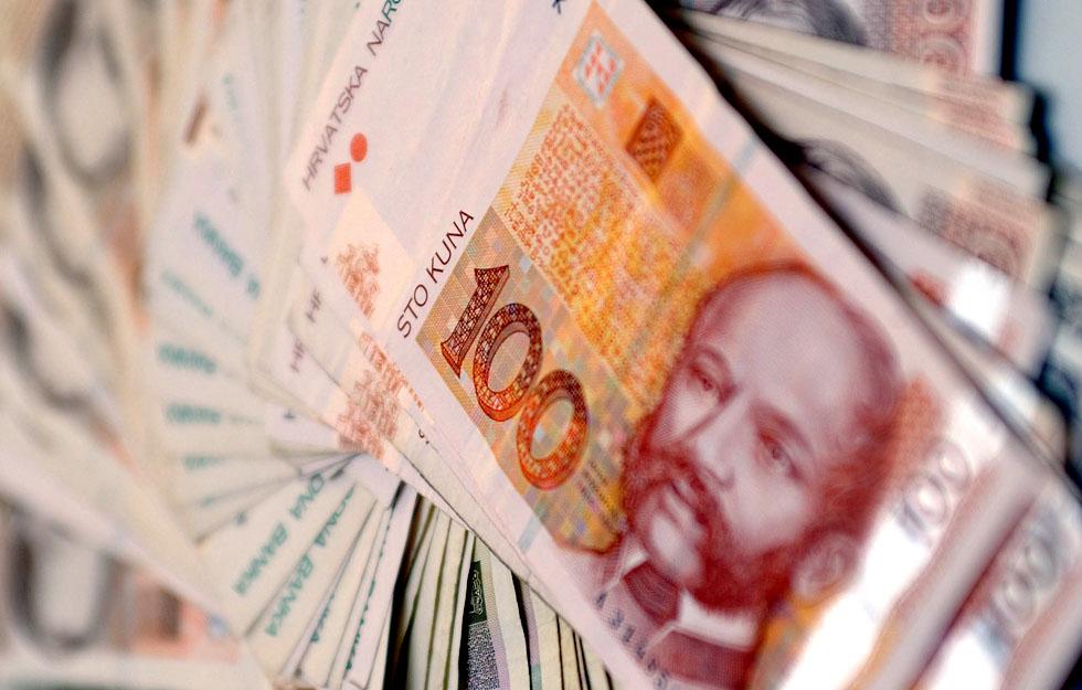 Novac, kune, plaća