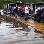 Poplava na Plitvičkim jezerima