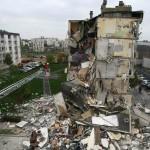 Urušavanje zgrade u Francuskoj