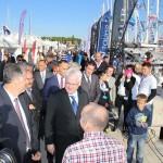 Ivo Josipović, Biograd Boat Show