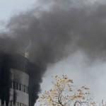 Požar u zgradi Radio Francuske