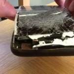 iPhone 6 se zapalio