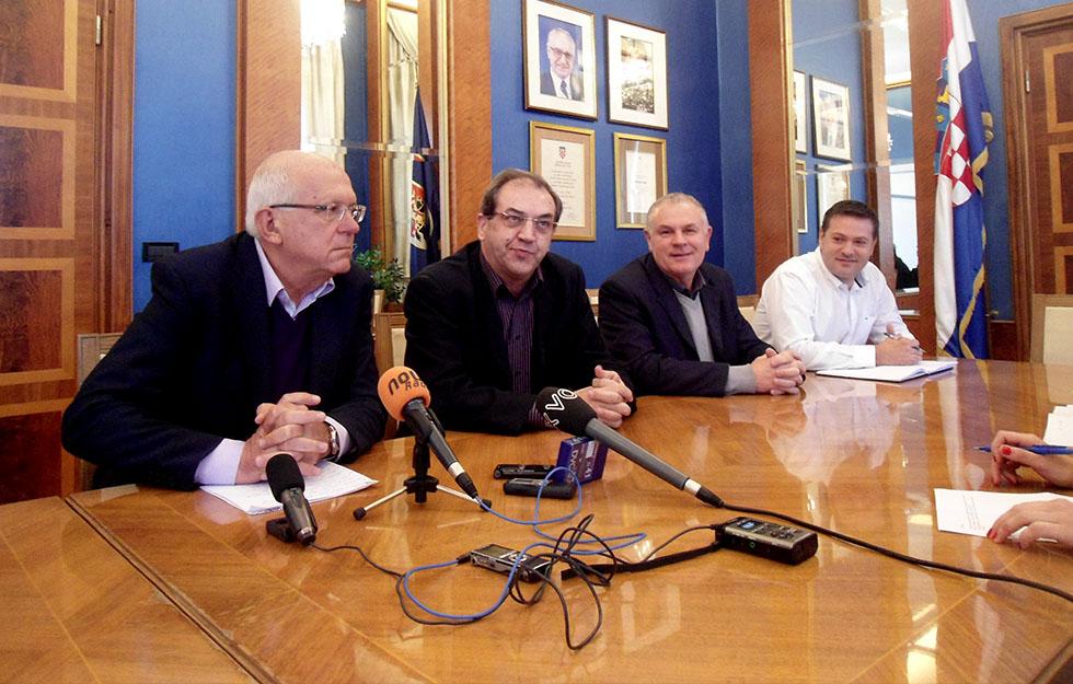 Đir po gradu, Zvonimir Vrančić, Stipe Knežević, Mladen Malta, Boris Artić