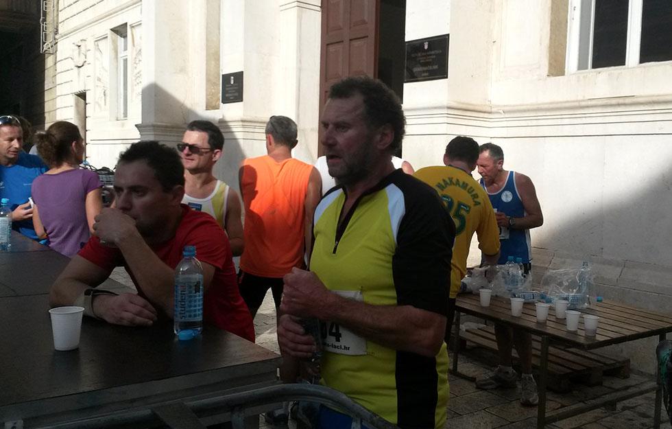 Maraton na Narodnom trgu