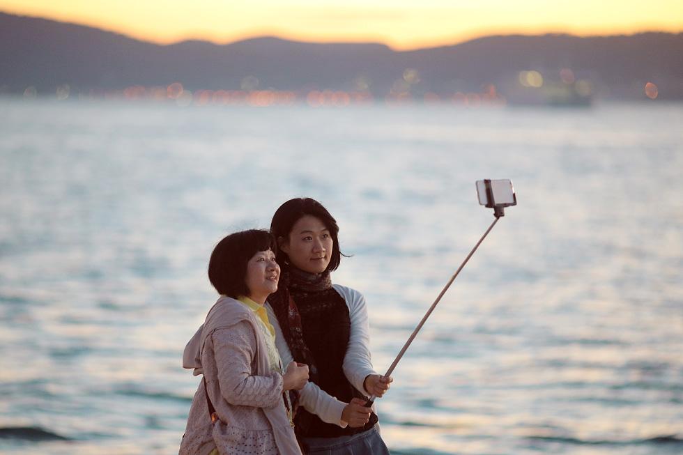 Turisti, kinezi