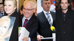 Predsjednički kandidati 2014
