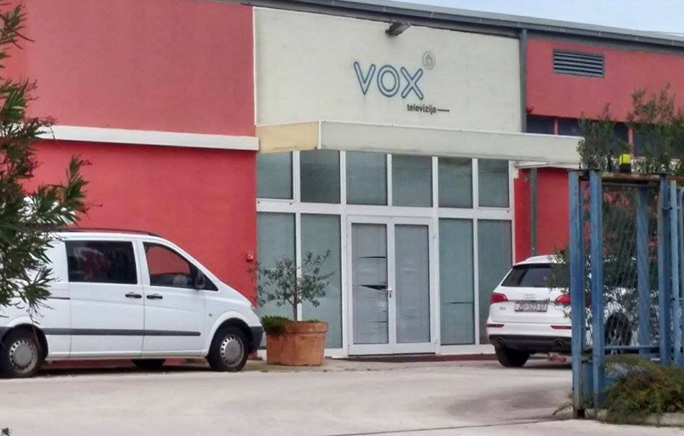 VOX televizija