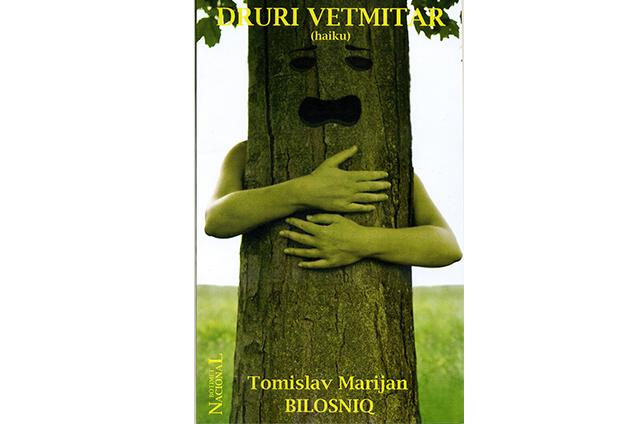 Osamljeno drvo na albanskom i engleskom