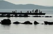 Đirada, more, kupanje