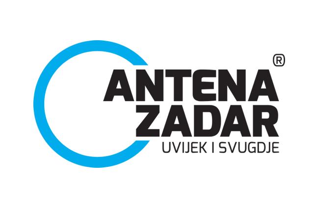 Antena Zadar (R) brand - white