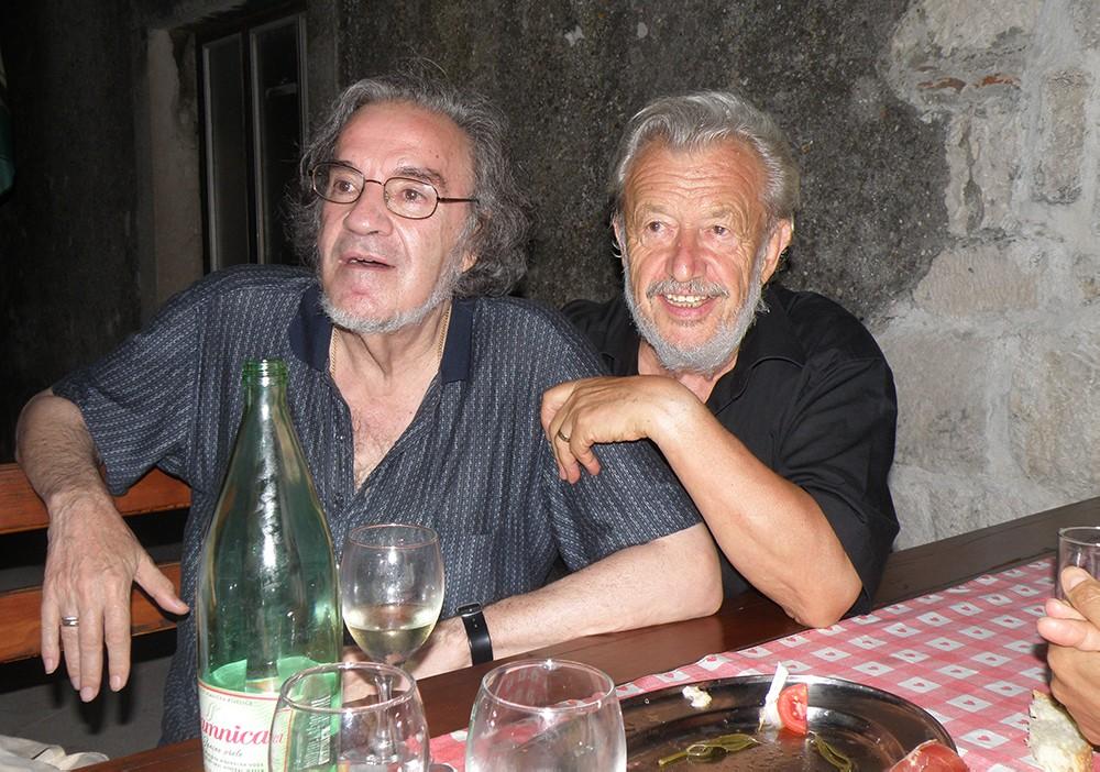 Luko Paljetak i Tomislav Marijan Bilosnić
