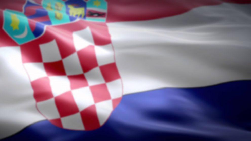 Zastava I Grb Republike Hrvatske Danas Slave 26 Godina