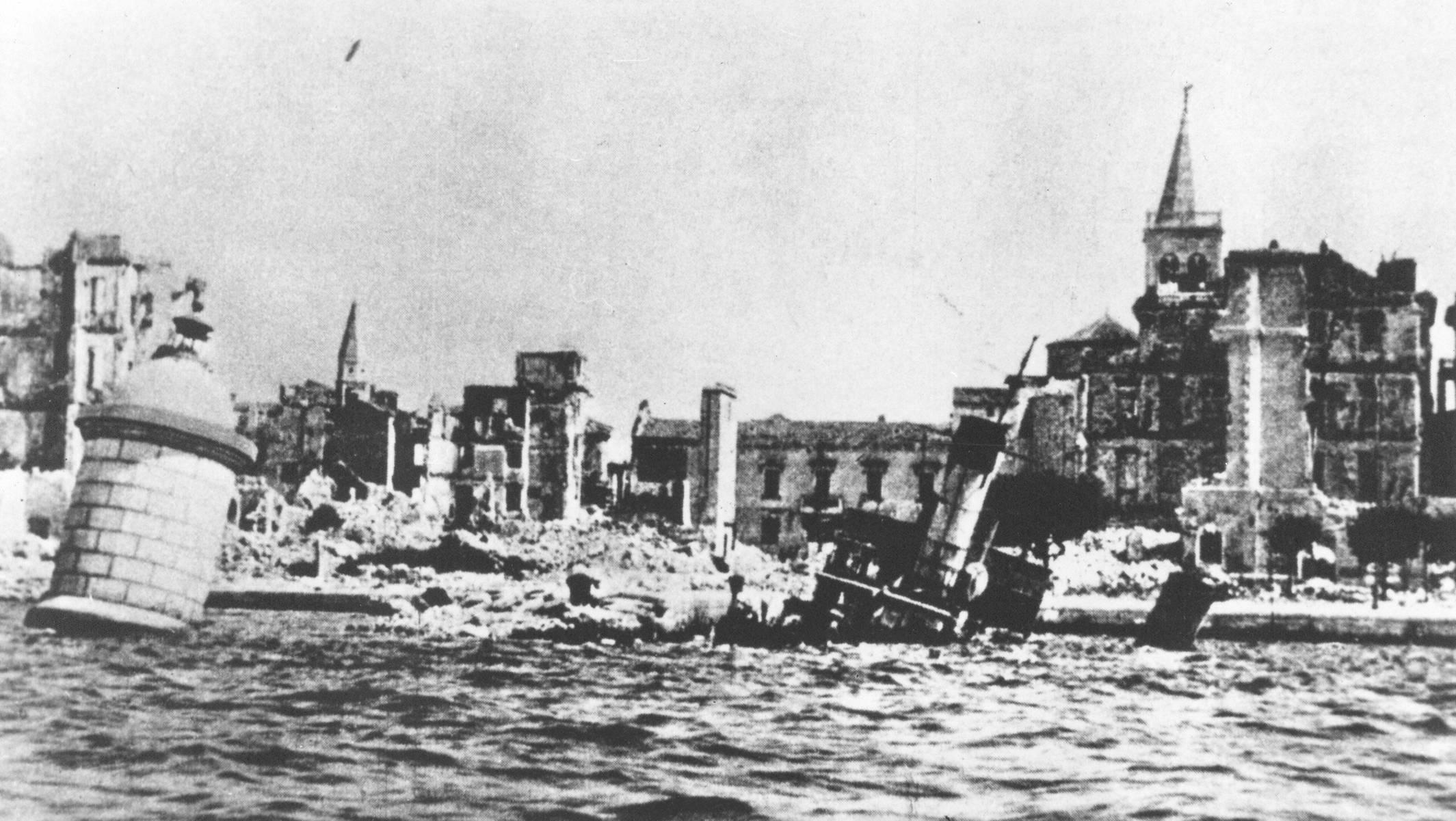 Grad Zadar Podupire Stradalnike Domovinskog I 2 Svjetskog Rata