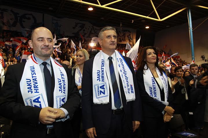 Domoljubna koalicija u Jazinama