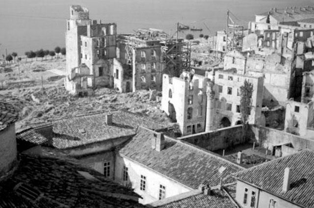 Drugi svjetski rat, Zadar