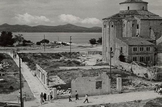 Razoreni Zadar, Drugi svjetski rat