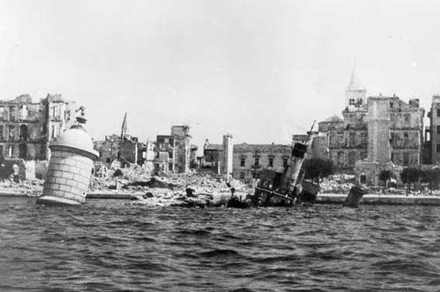 Zadar u Drugom svjetskom ratu