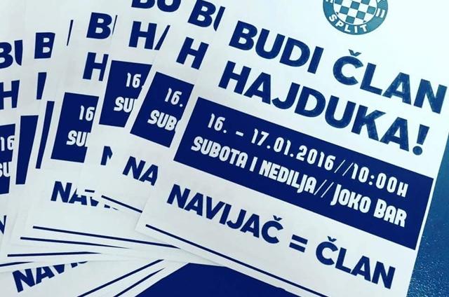 Budi Član Hajduka