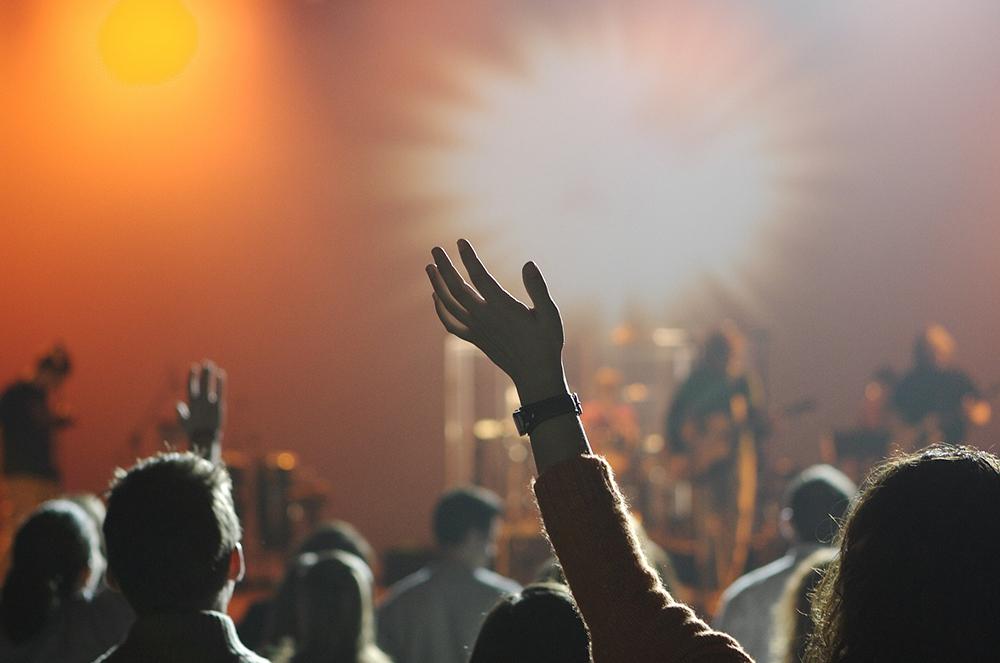 Zabava, glazba, koncert