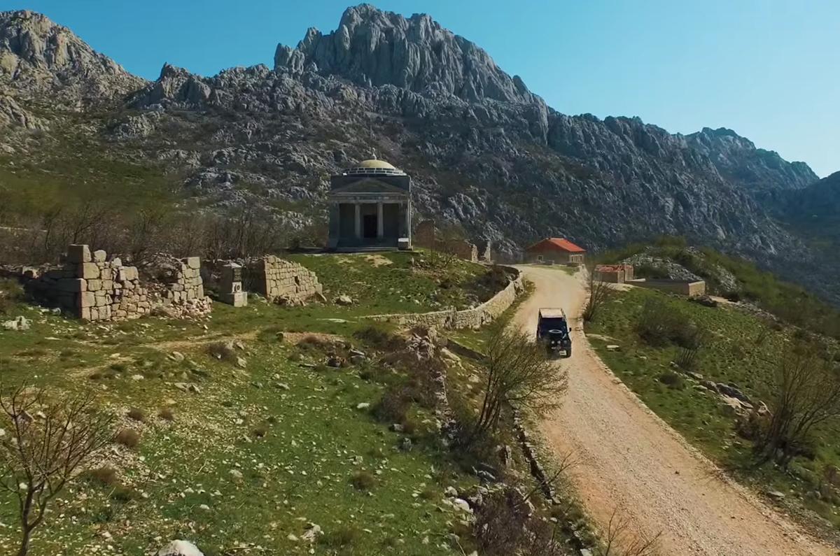 Ova velebitska prometnica je najljepša cesta u Hrvatskoj – Antena Zadar