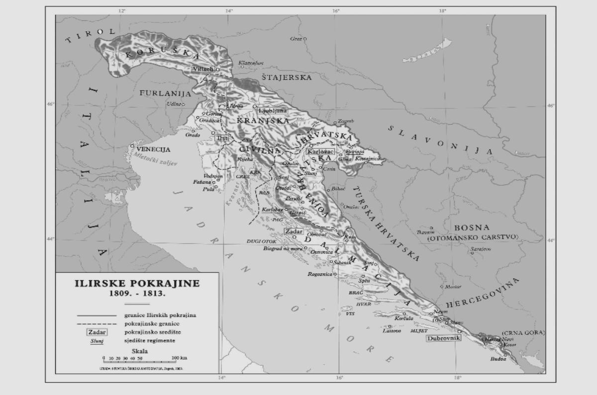 Na Danasnji Dan Napoleon Je Ucinio Zadar Glavnim Gradom Dalmacije