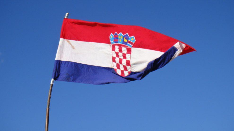Hrvatska Zastava Ovo Je Kuhinjska Rukavica Kaže Britanac