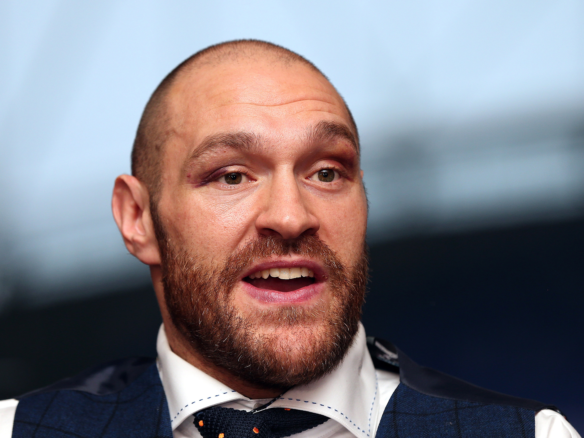 Tyson Fury has an opponent in Manchester as he ends his exile