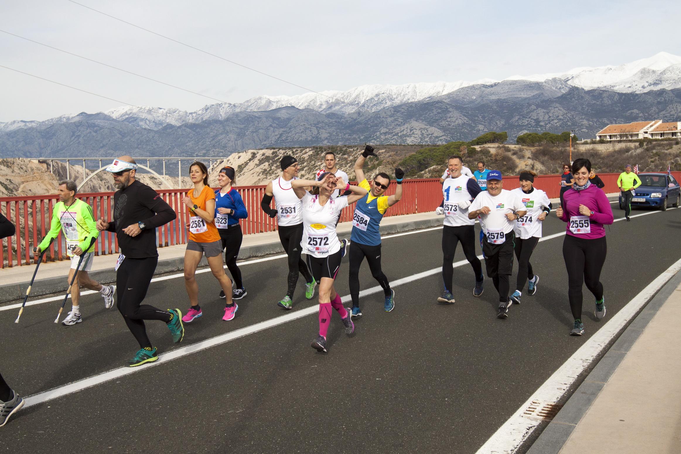 utrka na mjestu upoznavanja