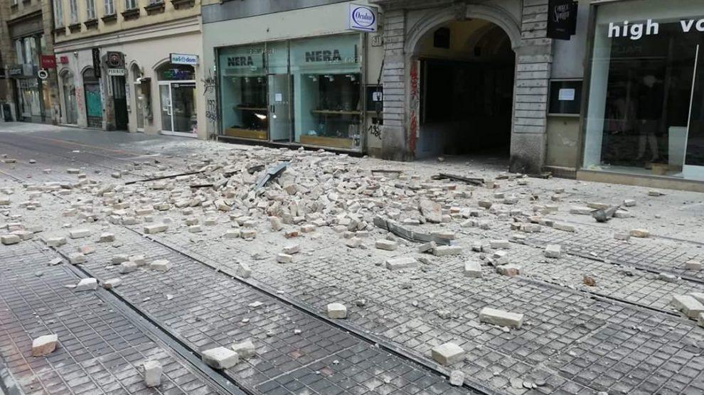 U 42 Sata Na Sirem Zagrebackom Podrucju Zabiljezena 74 Potresa